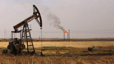 Πετρέλαιο- Συρία