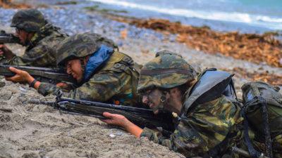 Στρατός- Άσκηση Ευελπίδων