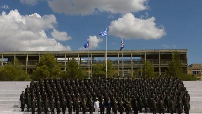 Στρατός-Ορκωμοσία Ευέλπιδων