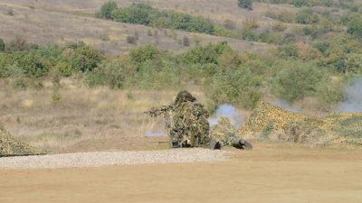 Στρατός-Ασκηση Παρμενίων