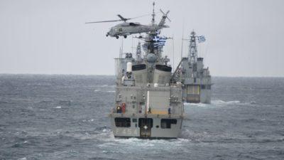 Πολεμικό Ναυτικό Φρεγάτες