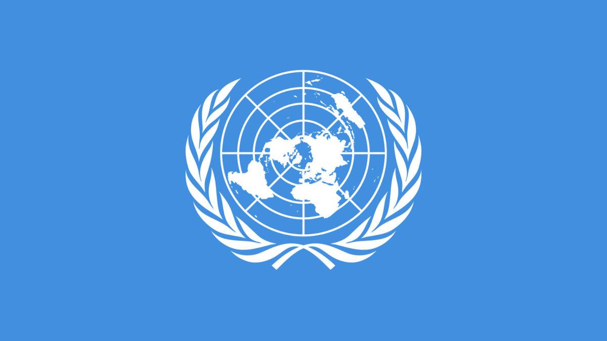 ΟΗΕ-Σημαία