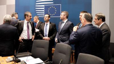 Μητσοτάκης - ΕΕ