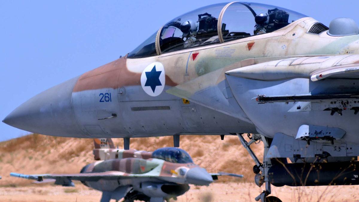 Ισραηλινά F16