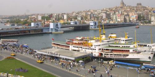 Τουρκία Κωνσταντινούπολη Βόσπορος