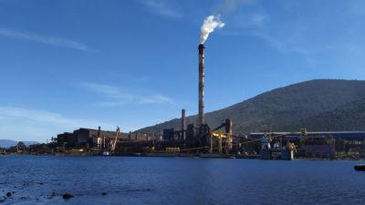 Εργοστάσιο Λάρκο στη Λάρυμνα