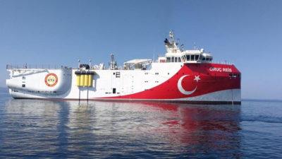 Τουρκικό ερευνητικό σκάφος «Oruc Reis»