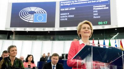 Πρόεδρος Ευρωπαϊκής Επιτροπής