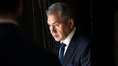 Σεργκέυ Σόϋκου Υπουργός Άμυνας Ρωσίας