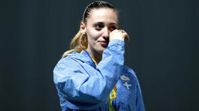 Άννα Κορακάκη στους Ολυμπιακούς Αγώνες Ρίο 2016