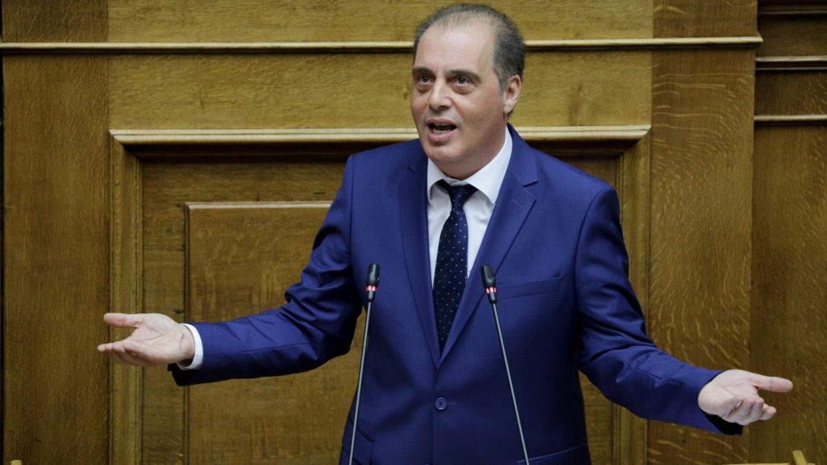 Βελόπουλος_Βουλή