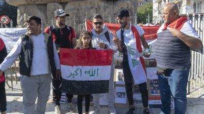 Διαμαρτυρία Ιρακινών