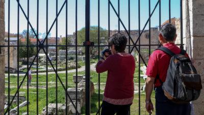 Κορονοϊός - κλείσιμο μουσείων