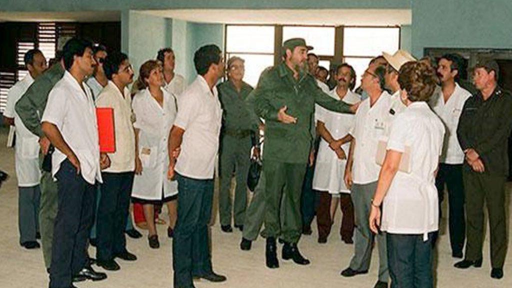Φιντέλ Κάστρο - Κούβα