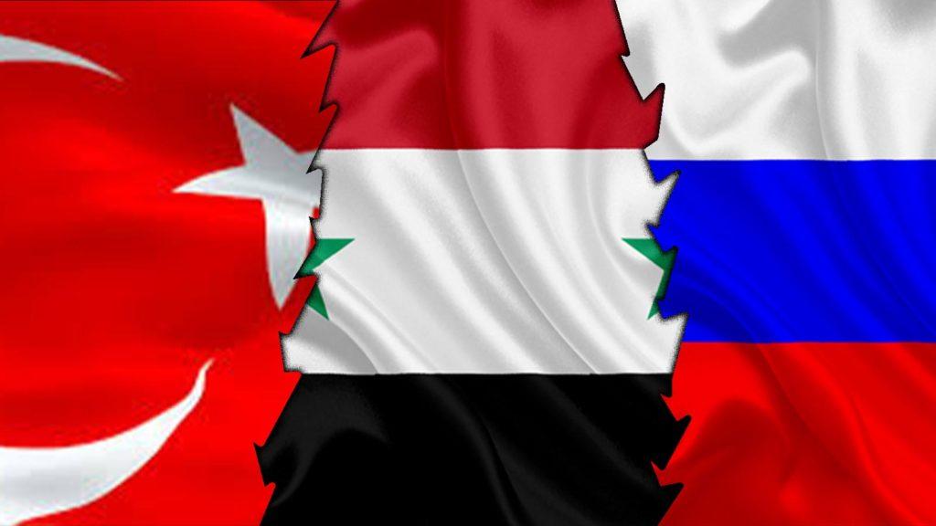 Συρία -Ρωσοτουρκικές διαφορές