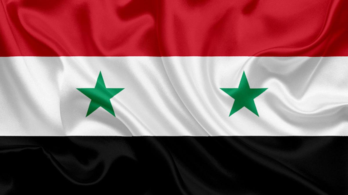 Συρία - σημαία