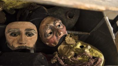 Θέατρο πολιτισμός μάσκες