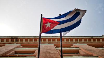 Σημαία Κούβα
