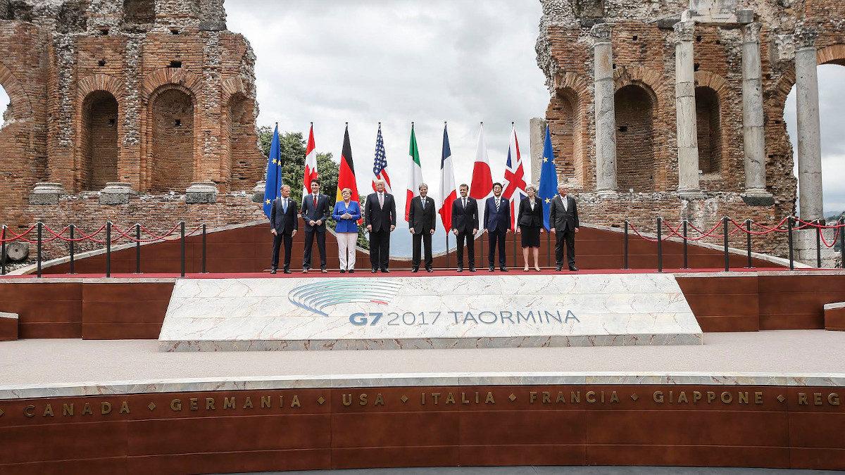 G7 Ταορμίνα