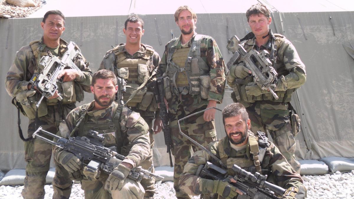 Γάλλοι Ιράκ