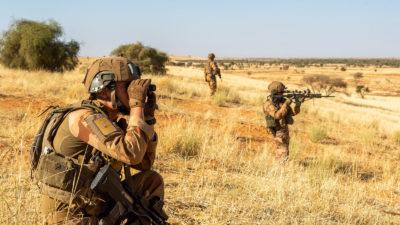 Γάλλοι στρατιώτες στο Μάλι