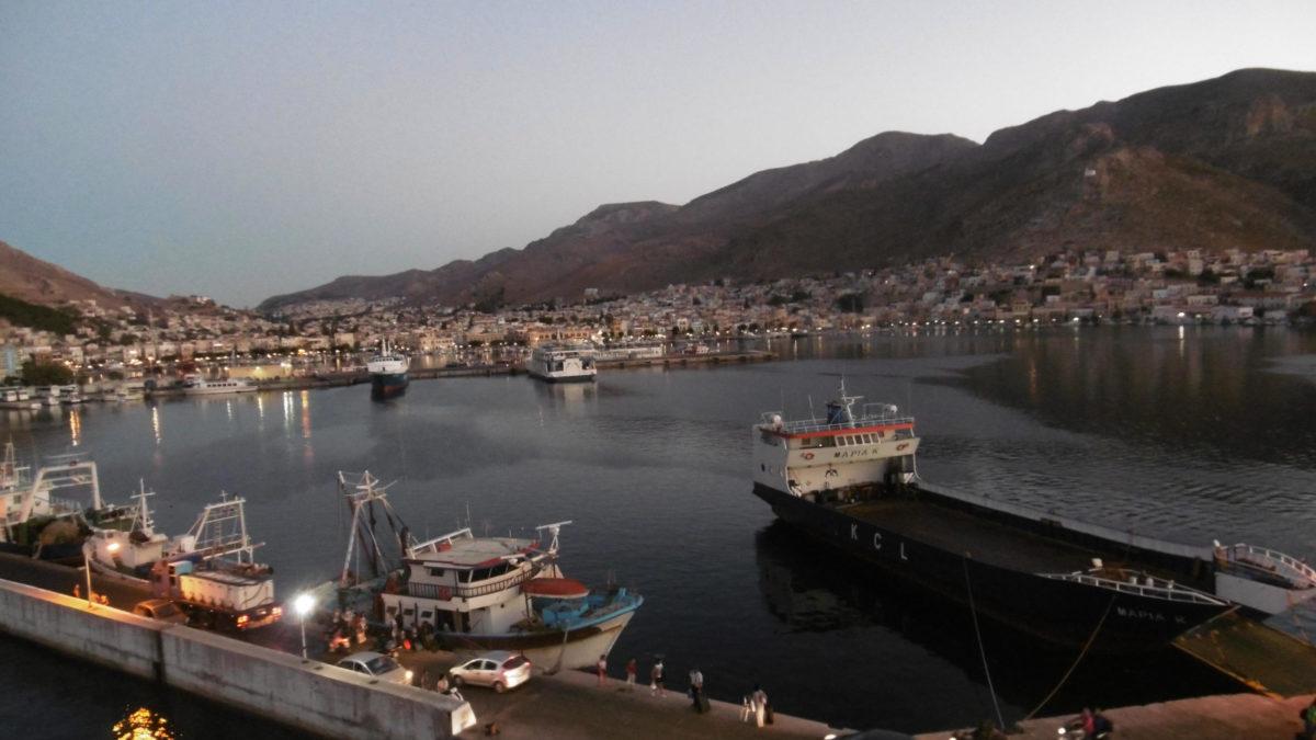 Κάλυμνος Λιμάνι