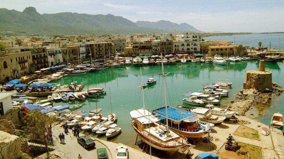 Κερύνεια λιμάνι κατεχόμενη Κύπρος