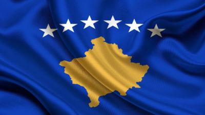 Κόσοβο Σημαία