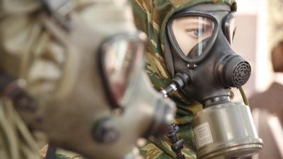 Μάσκα Στρατιωτική