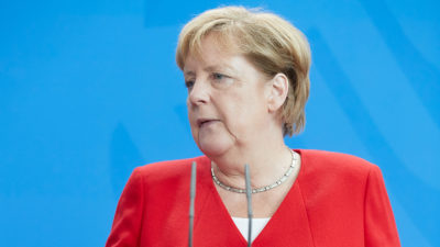 Α. Μέρκελ, Καγκελάριος Γερμανίας