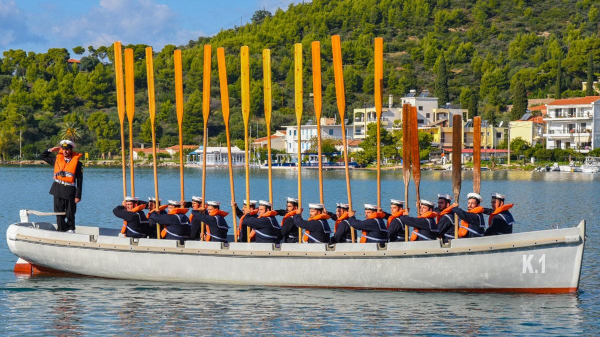 Ναύτες Πολεμικό Ναυτικό Κωπηλάτες