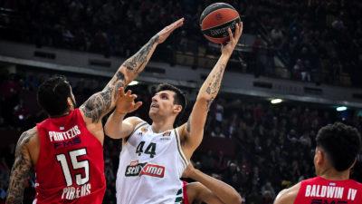 ΟΣΦΠ - ΠΑΟ Μπασκετ EUROLEAGUE2