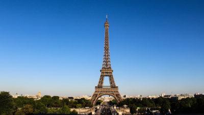 Ο πύργος του Άιφελ- Παρίσι-Γαλλία