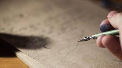 Πένα - Γράψιμο