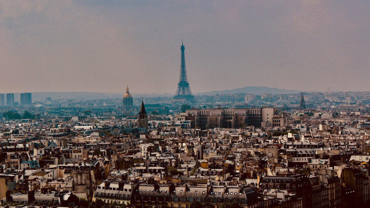 Γαλλία - Ο πύργος του Άιφελ - Παρίσι-Γαλλία