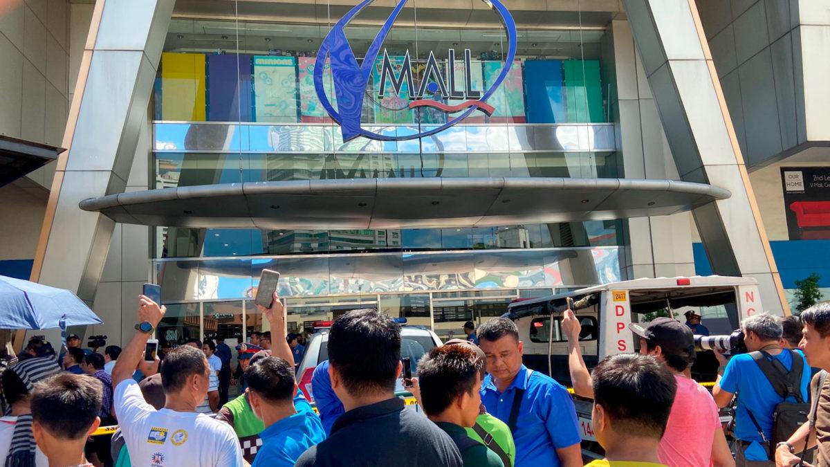 Φιλιππίνες ένοπλος ομηρια σε Mall