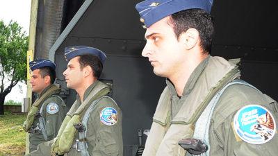 Πιλότοι 111ης Πτέρυγας Μάχης