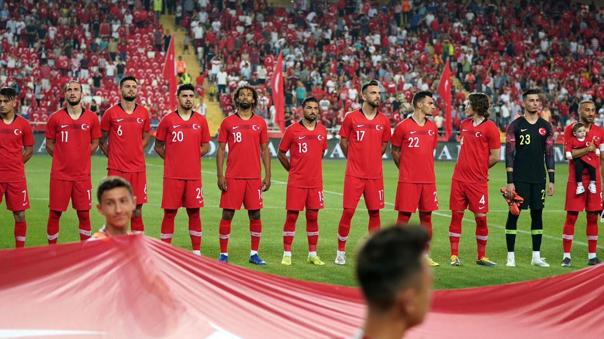 Εθνική Τουρκίας - Ποδόσφαιρο