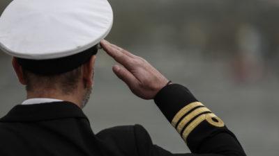 Αξιωματικός του Πολεμικού Ναυτικού
