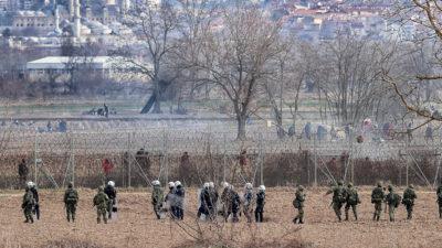 Πρόσφυγες Έβρος