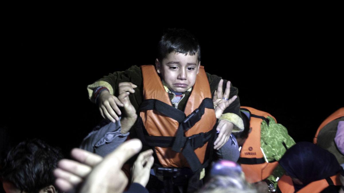 Πρόσφυγες-Βάρκα