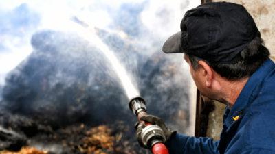 Φωτιά Πυρκαγιά Κορινθία2