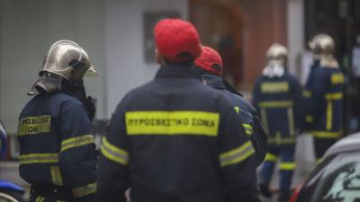 Πυροσβέστες Θεσσαλονίκη