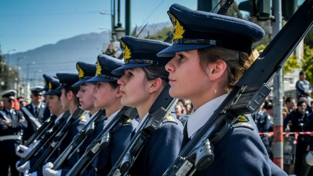 Στρατός γυναίκες
