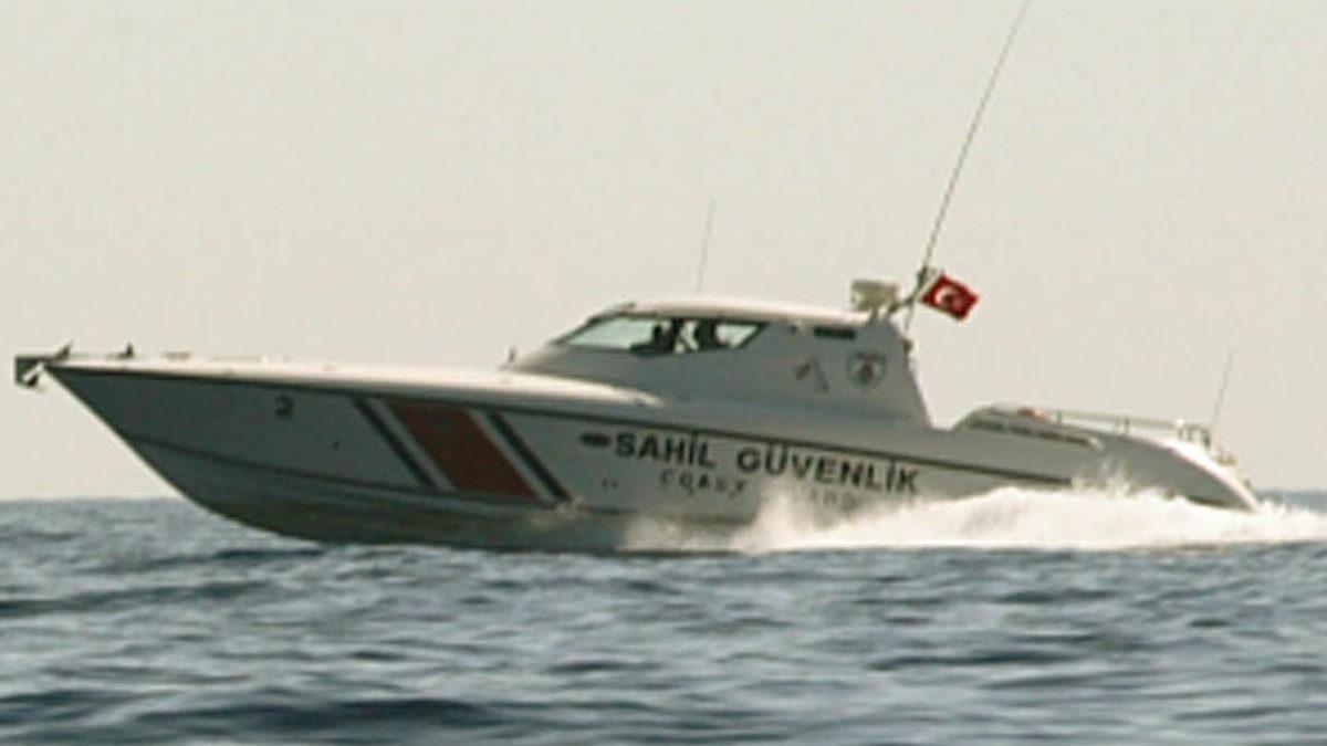 Τουρκικό πλωτό του λιμενικού