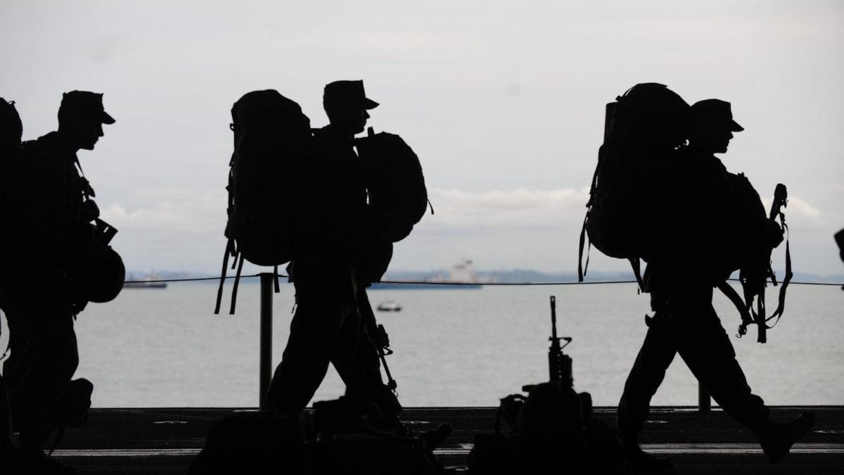 Αμερικανοί στρατιώτες