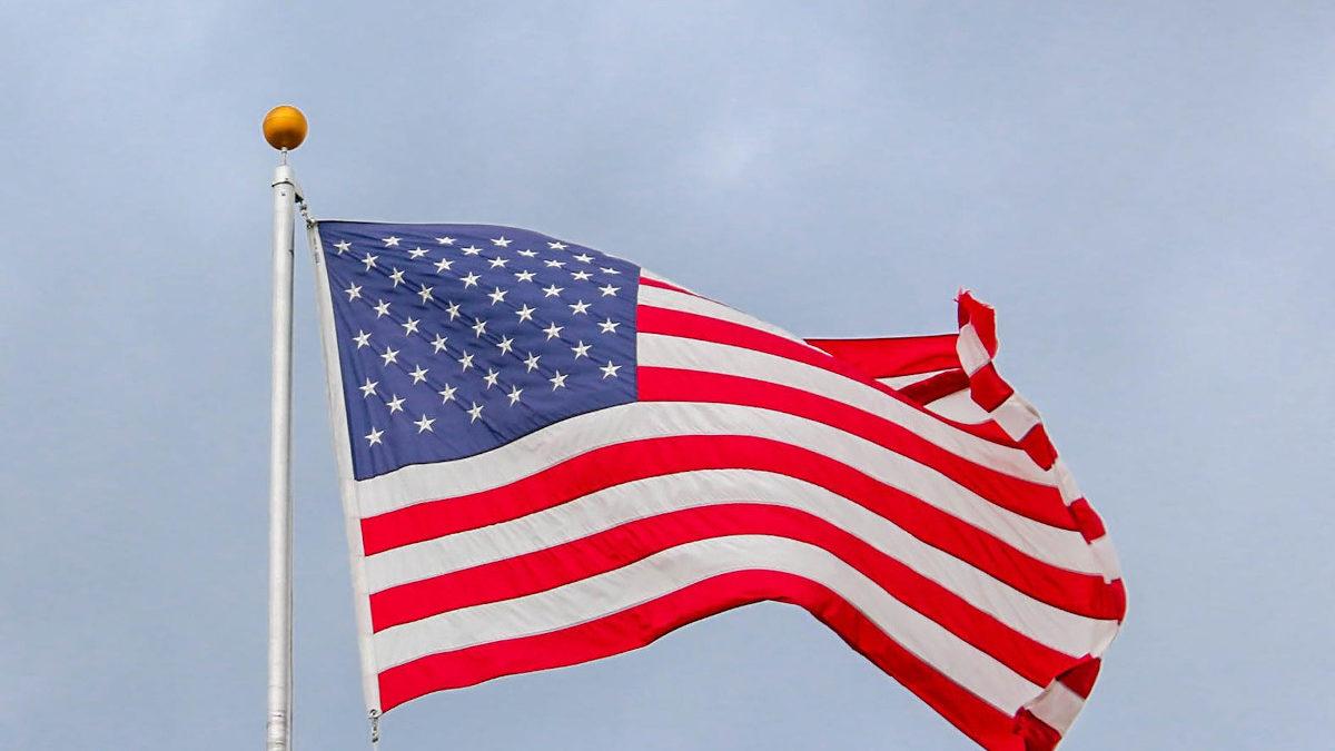 Σημαία της Αμερικής-ΗΠΑ