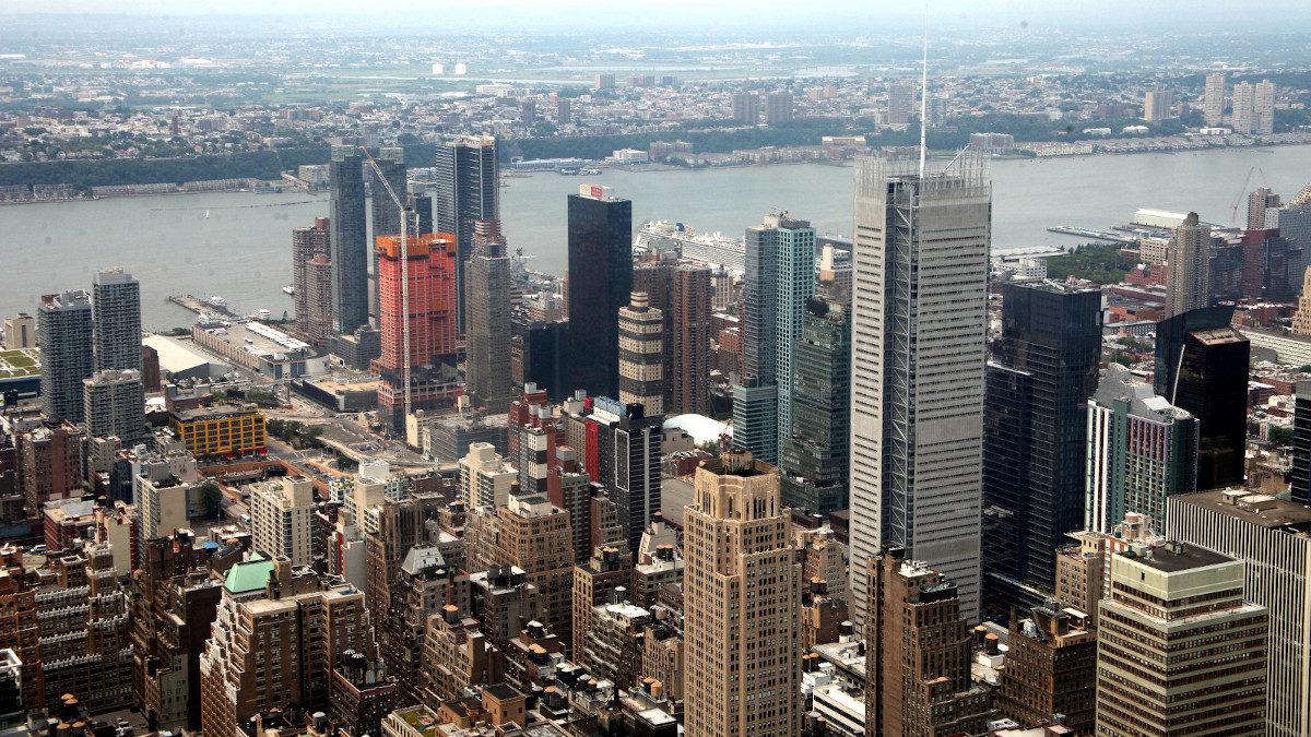 ΗΠΑ Νέα Υόρκη