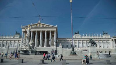 Κοινοβούλιο, Βιέννη, Αυστρί