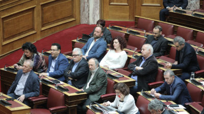 Βουλή ΚΚΕ